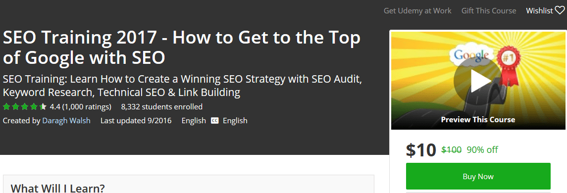 SEO_training_2017_how_to_get_to_the_top_of_google_with_seo