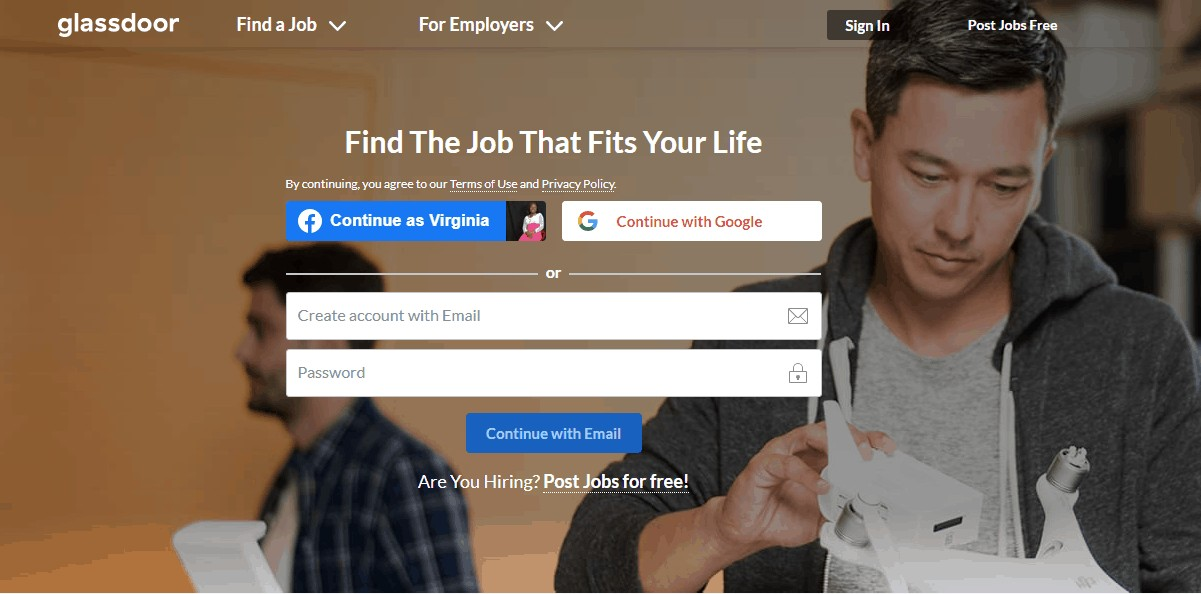 how to become a virtual assistant at glassdoor
