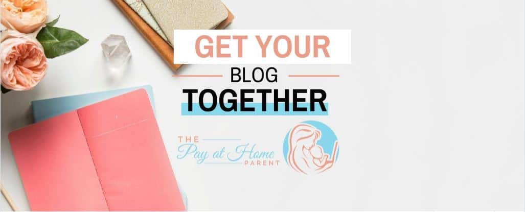 Get Your Blog Together Facebook group cover