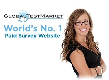 global test market - paid survey sites