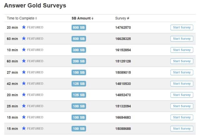 swagbucks review SB answer surveys