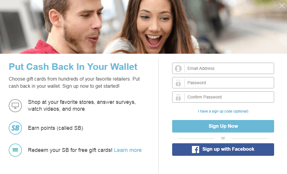 swagbucks sign up