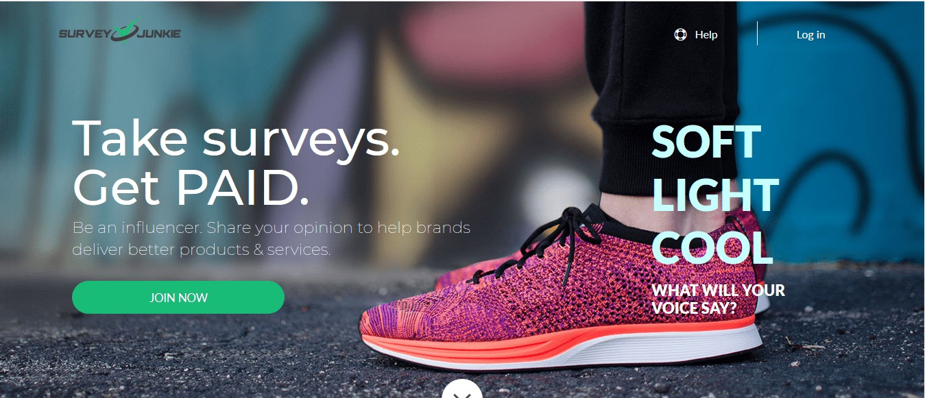 make $50 fast with Survey Junkie