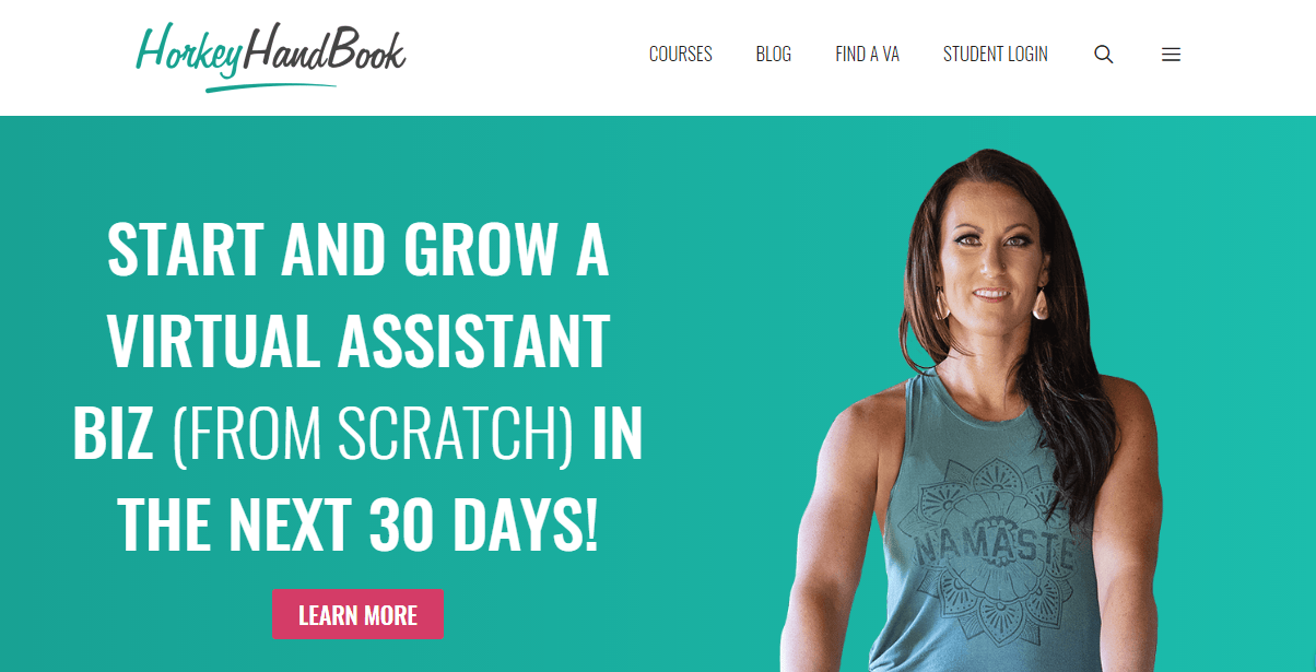 work from home courses - 30 days or less to virtual assistant success
