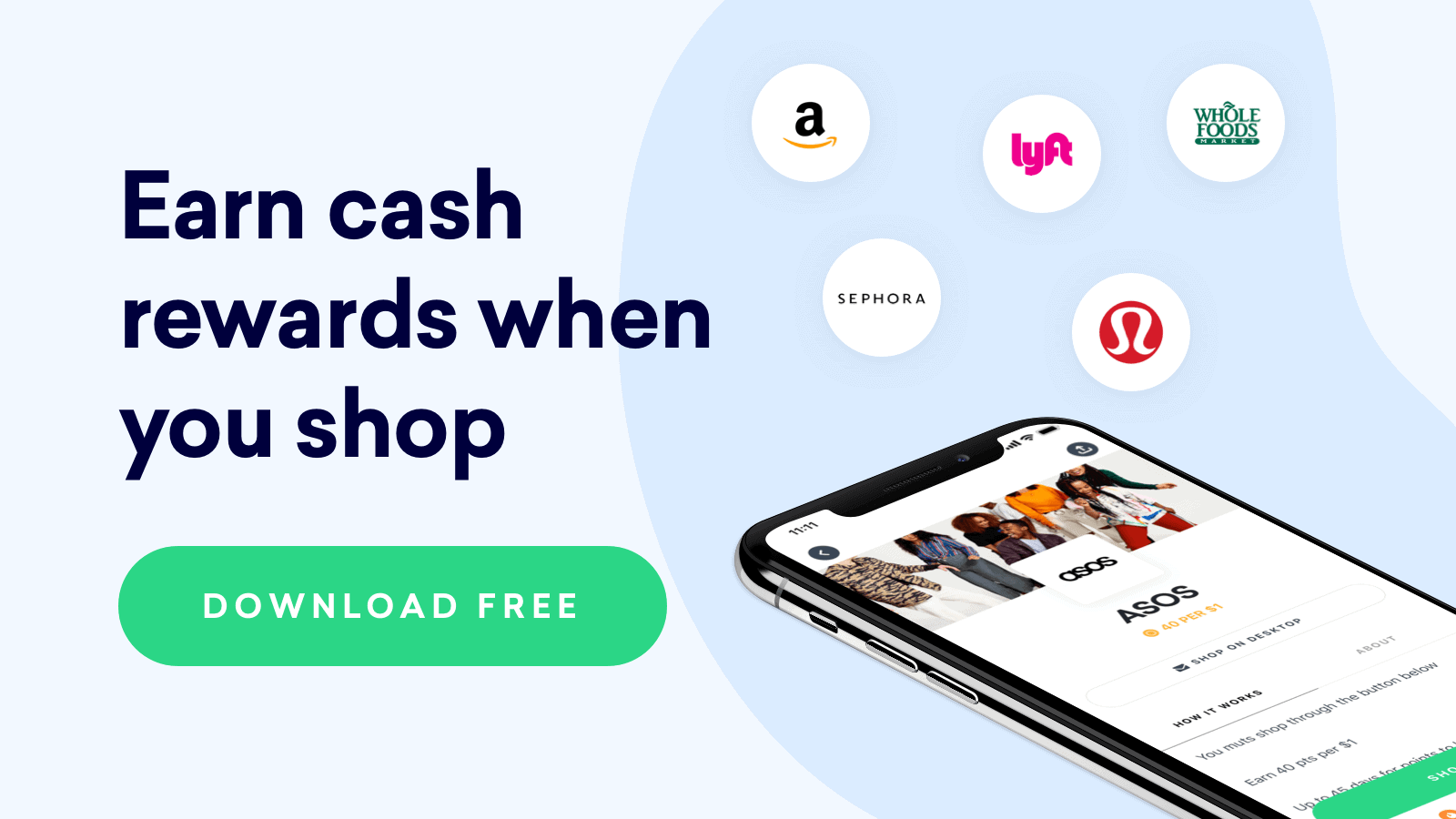 Win Free Gift Cards Instantly using Drop