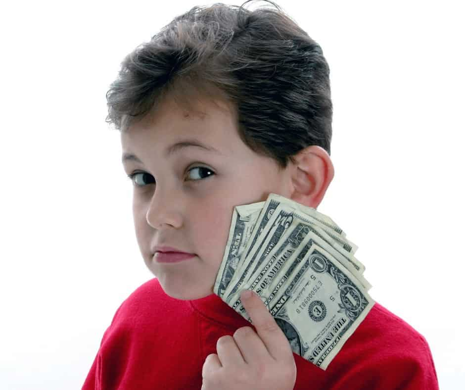How to Make $200 Dollars Fast as A Kid