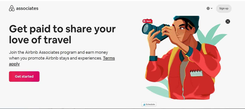 become an airbnb associate