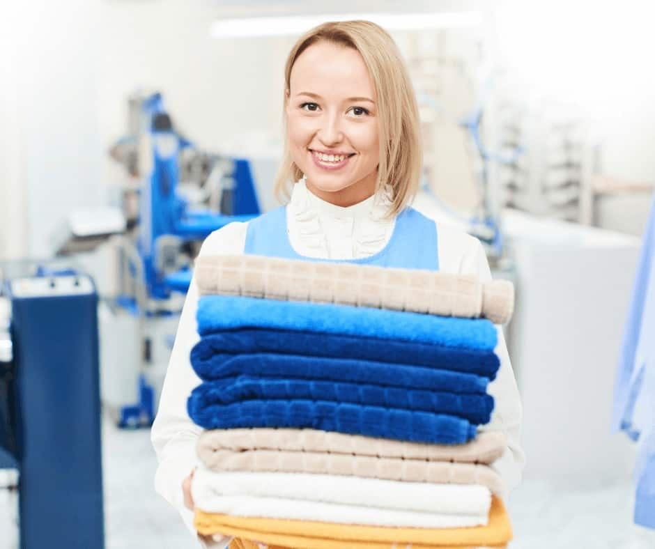 laundry service at home