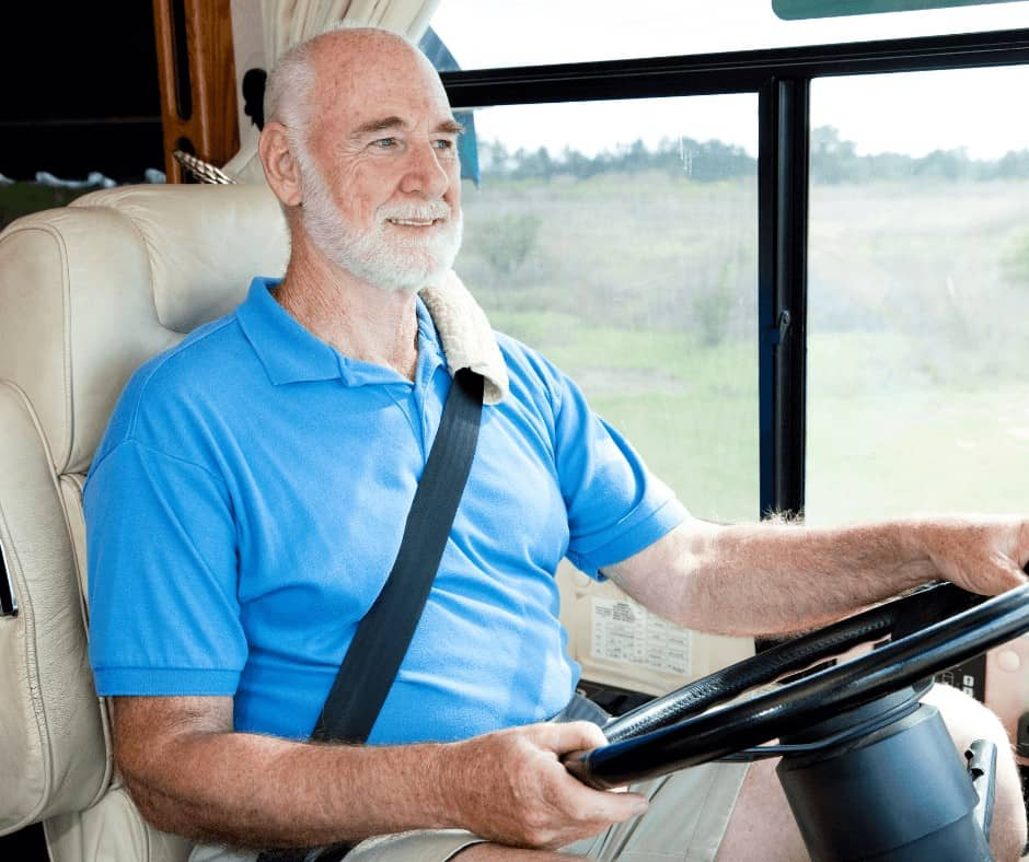 Drive Your Ways through Retirement as a Courier or Rideshare Driver