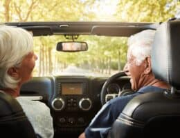 Driving Jobs for Retirees
