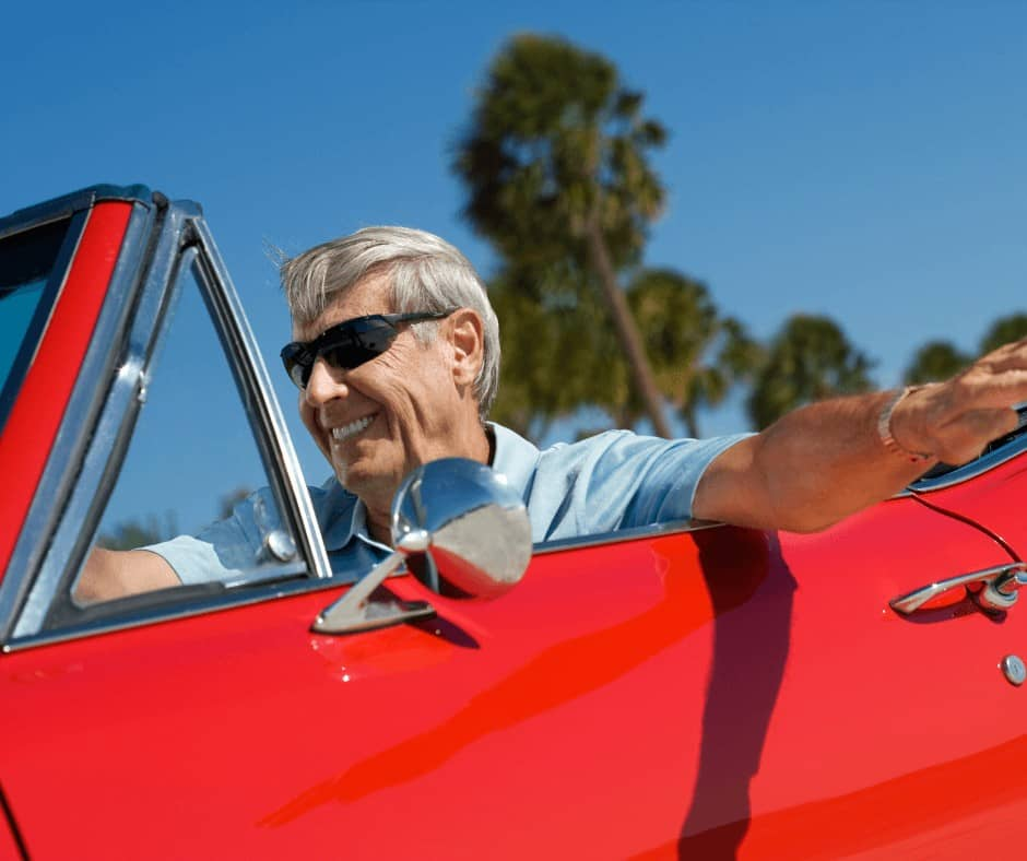 Rideshare Driving Jobs for Retirees