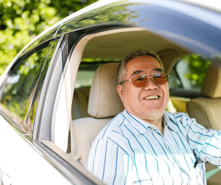 Why Courier Jobs are Great for Seniors